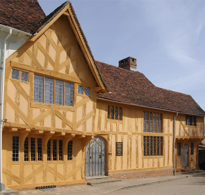 little hall lavenham